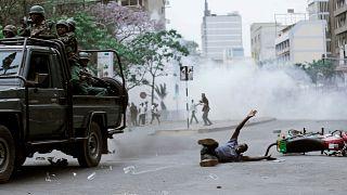 Kenya rocked by protests