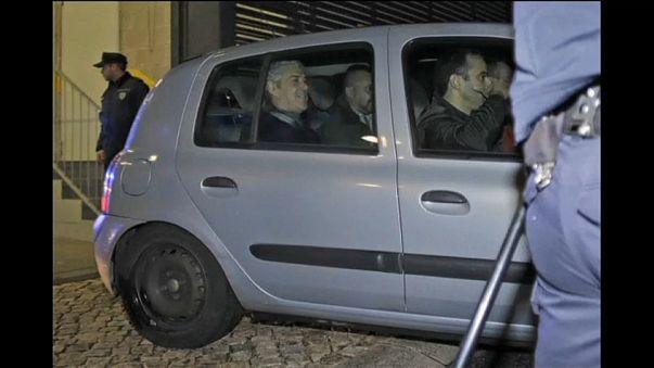 Vádemelés a portugál ex-kormányfő ellen