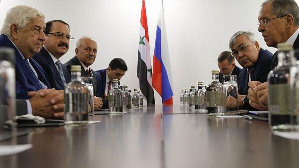 Дамаск потребует роспуска коалиции во главе с США