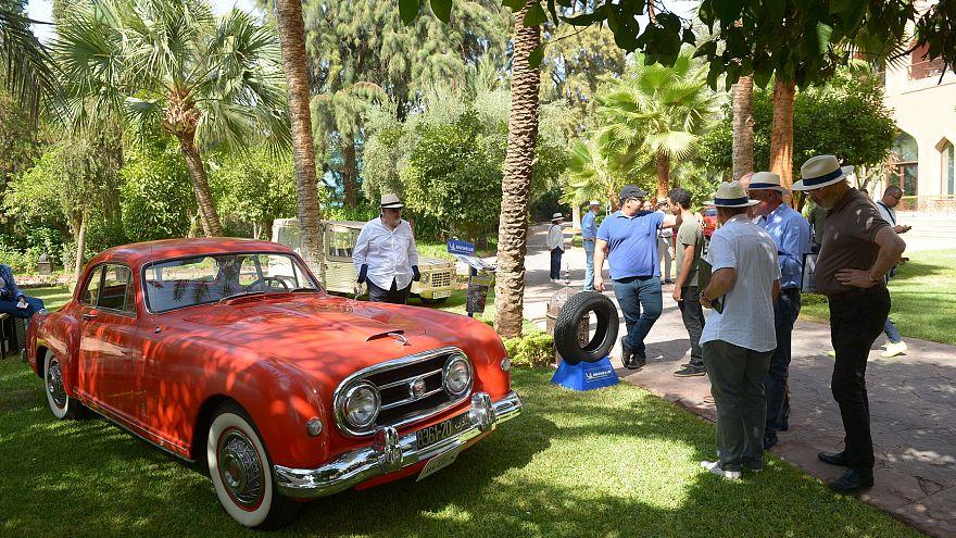 مسابقة أفضل سيارة كلاسيكية وحديثة لعام 2017 في المغرب