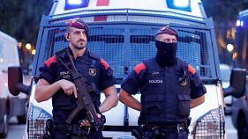 Esclusivo: la versione dei Mossos d'Esquadra catalani