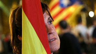EU-Kommissionsvizepräsident Dombrovskis vretraut weiter auf den guten Willen beider Seiten, aber Barcelona will mehr Politik