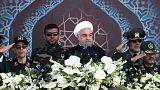 روحانی: تحریم سپاه خطا اندر خطاست