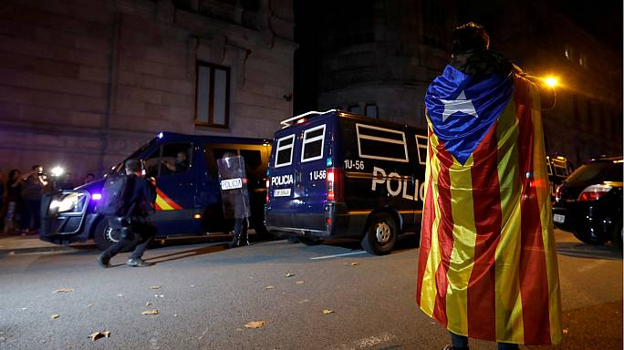View: What Catalonia crisis says about EU's structure and prospects