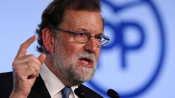 Rajoy faz ultimato a Puigdement
