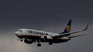 Ryanair garante à Euronews que deixará a turbulência em breve