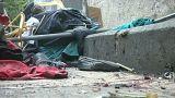 مقتل اثنين في هجوم لداعش على مقر للشرطة في دمشق