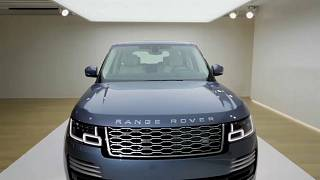 """عرض الموديل الجديد لسيارة """"رانج روفر"""" في متحف التصميم بلندن"""
