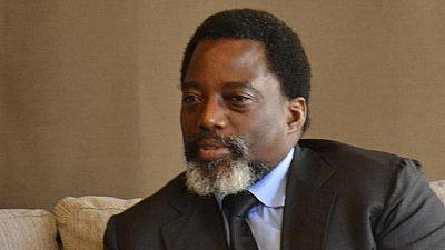RDCongo : pas d'élection pour remplacer Kabila avant début 2019