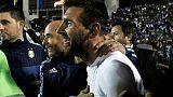 بالفيديو: ميسي يرقص فرحة لتأهل منتخب بلاده