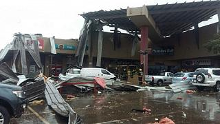 Huge damage after deadly storm hits three South African provinces