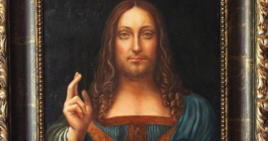 Who Painted The First Image Of Jesus
