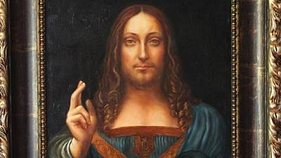 Most valuable portrait of Jesus Christ worth $100m to be auctioned in November