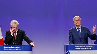 'No great step forward' in Brexit talks, says Barnier
