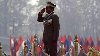 قائد جيش ميانمار: الروهينغا صنيعة المستعمر البريطاني