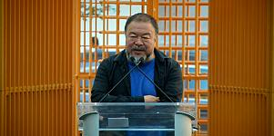 Weiwei'yin son sergisi New York'ta