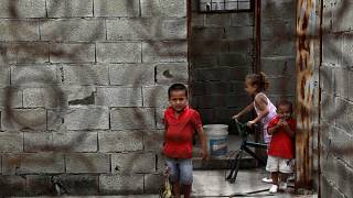 Êxodo dos venezuelanos que fogem à crise