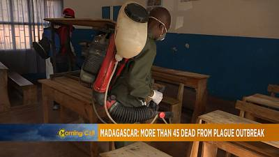 At least 42 dead in Madagascar from plague [The Morning Call]