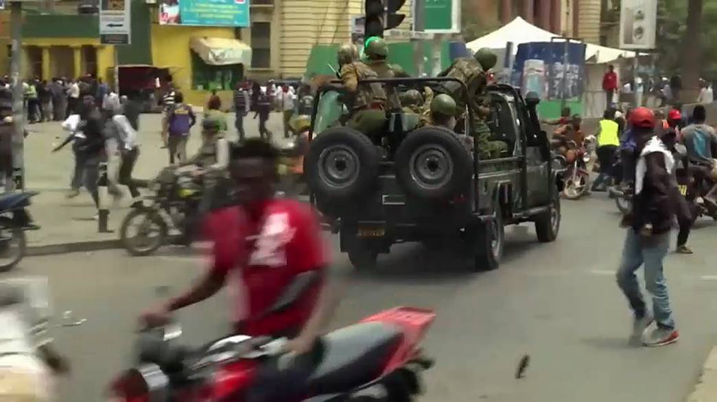 Les manifestations interdites dans trois villes du Kenya