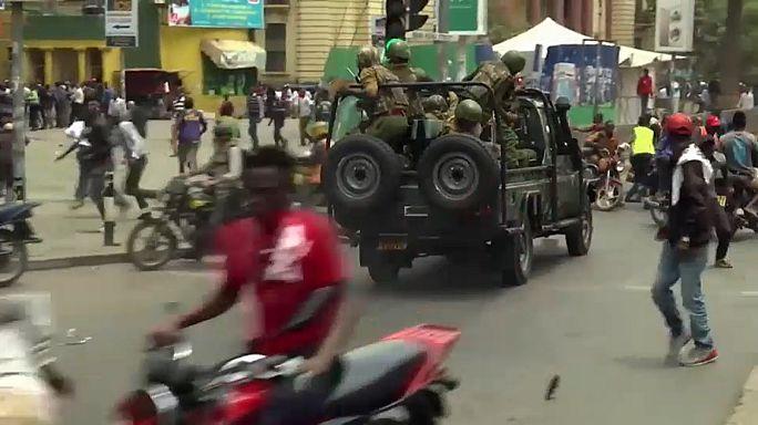 Prohibidas las manifestaciones de la oposición en Kenia