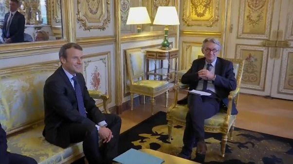 L'assurance chômage, nouveau grand chantier de Macron