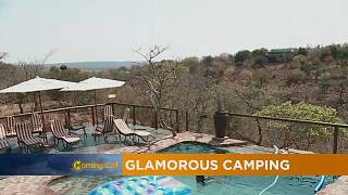 """Glamorous Camping"" in South Africa [The Morning Call]"