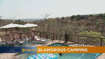 """""""Glamorous Camping"""" in South Africa [The Morning Call]"""