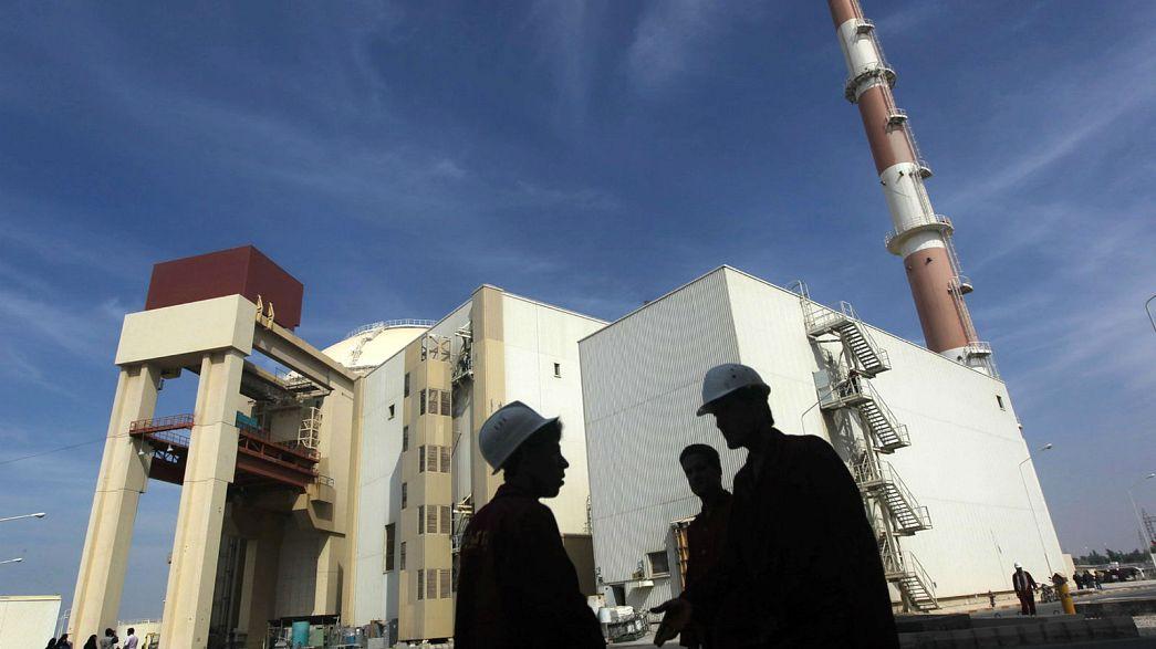 Europa defiende el acuerdo nuclear con Irán