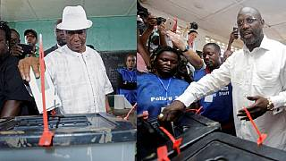 Liberia polls: Nigeria senator calls 'fake' victory for Weah