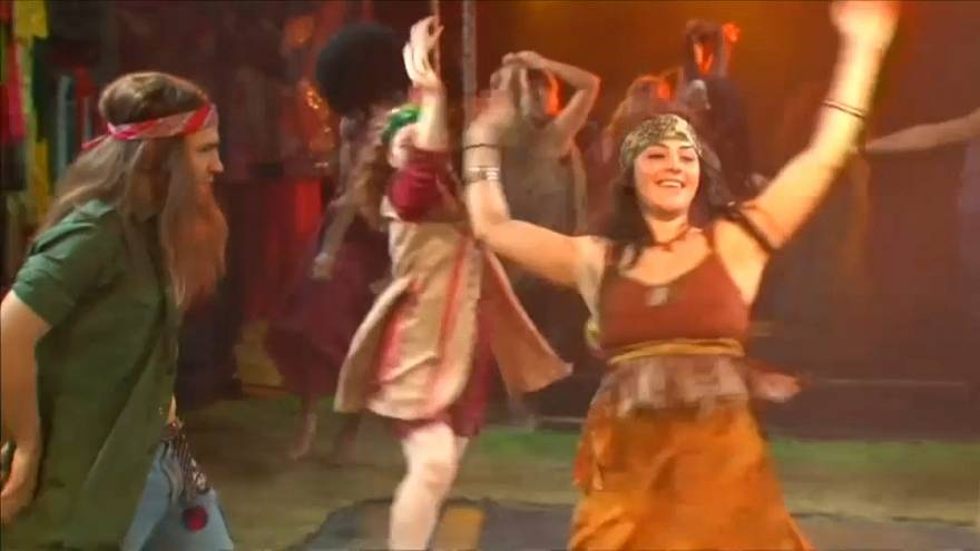 """""""Hair"""" wird 50: das Musical zur Jugendrevolte ist wieder da"""