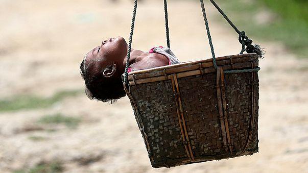 Vatansız, unutulmuş ve çaresiz halk: Rohingyalar