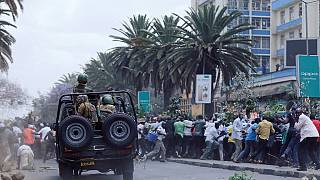 Kenya : manifestations interdites dans le centre des grandes villes (ministre)