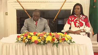 Zimbabwe war vets say Grace Mugabe behind new cabinet