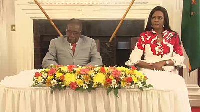 Grace Mugabe accusée d'être l'instigatrice du dernier remaniement