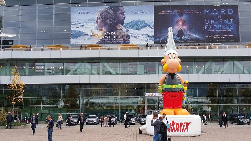 Frankfurter Buchmesse 2017: Vive la France ! Und wie...