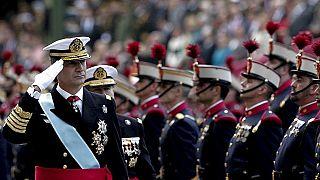 Spagna: festa nazionale con scontri a Barcellona