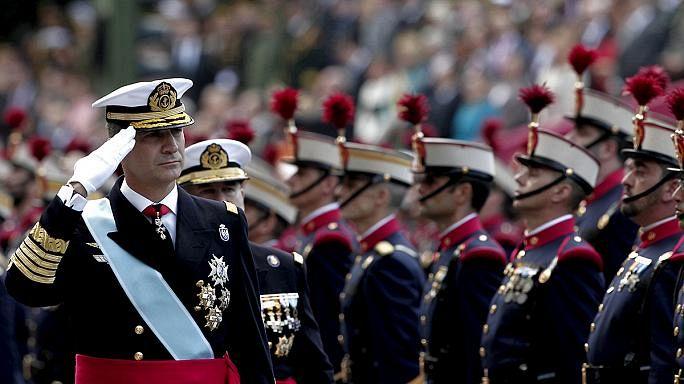 Espagne : une fête nationale sous tension
