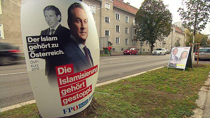 Австрийские политики вербуют сторонников на рынках и в барах