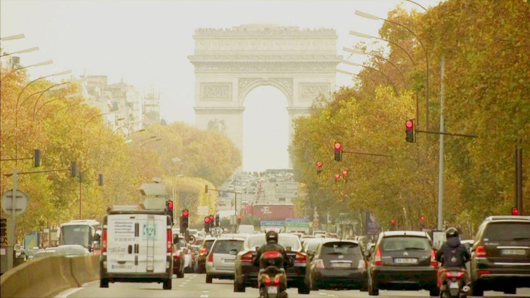 Paris: 2030'a kadar fosil yakıtlı araçlar yasaklanacak