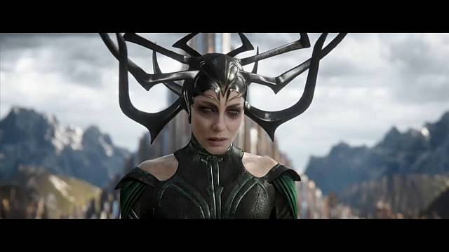 "Cate Blanchett aterroriza ""Thor: Ragnarok"""