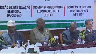AU, ECOWAS observers laud Liberia elections