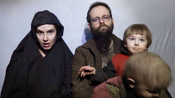 زوج آمریکایی-کانادایی آزاد شده در دوران اسارات طالبان صاحب دو پسر شدند