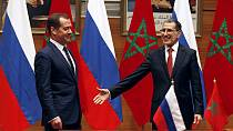 Morocco signs bilateral agreements with Russia