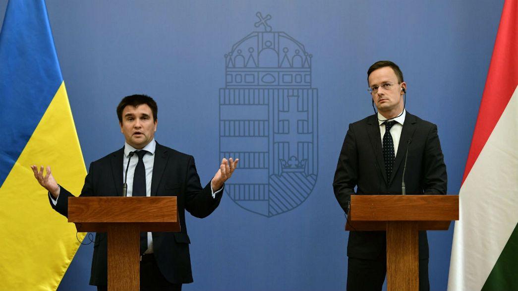 Ukrajna és Magyarország nagyon másként látja