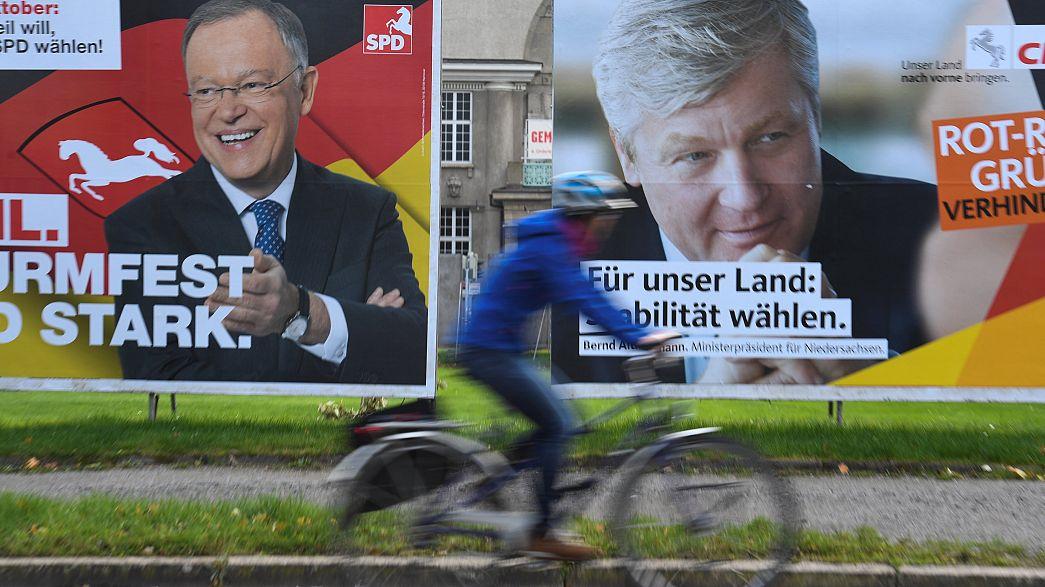 Landtagswahl Niedersachsen: Die SPD hofft