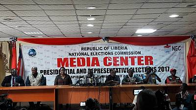 Liberia Elections: Provisional results of 1,232 out of 5,390 polling places
