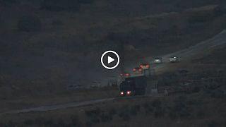 TSK İdlib'e girdi iddiası
