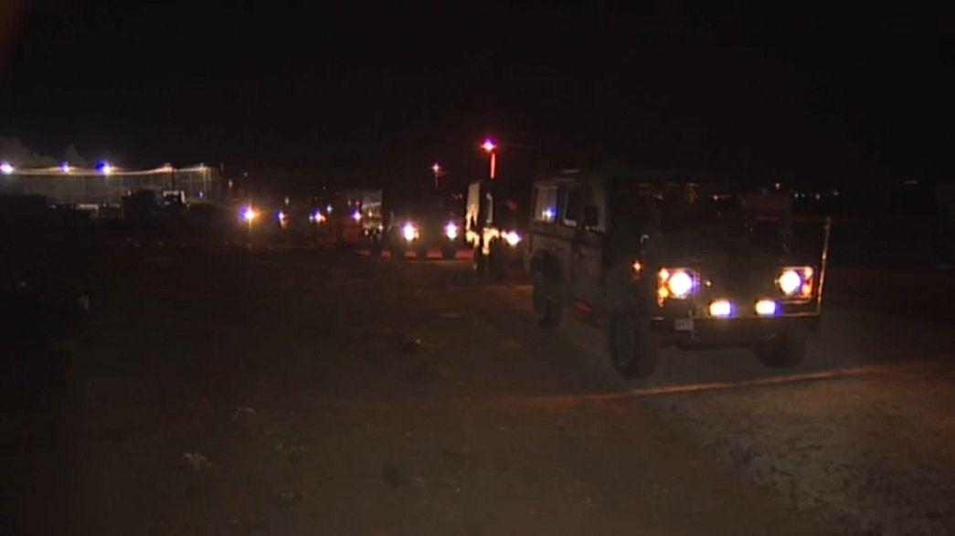 Türk Ordusu İdlib'e giriyor