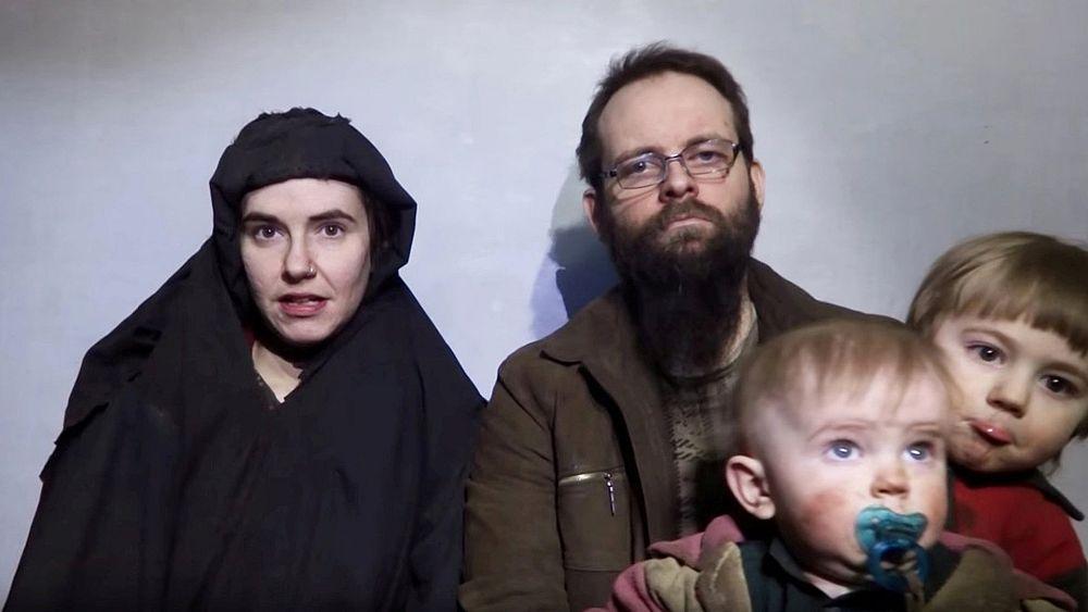 رد پای القاعده در گذشته خانواده آمریکایی-کانادایی که از اسارت طالبان آزاد شد