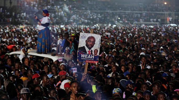 90'lı yılların futbol yıldızı George Weah Liberya'nın devlet başkanı oldu